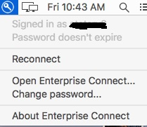 Password Management | Department of Statistics