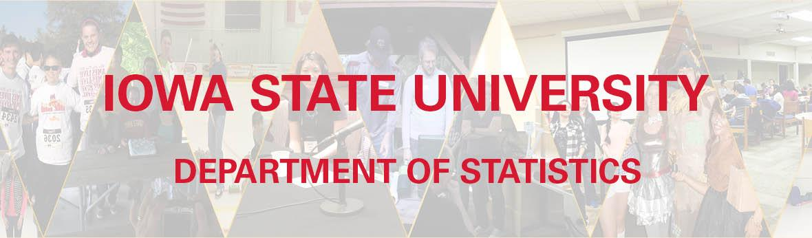 Iowa State University - Department of Statistics